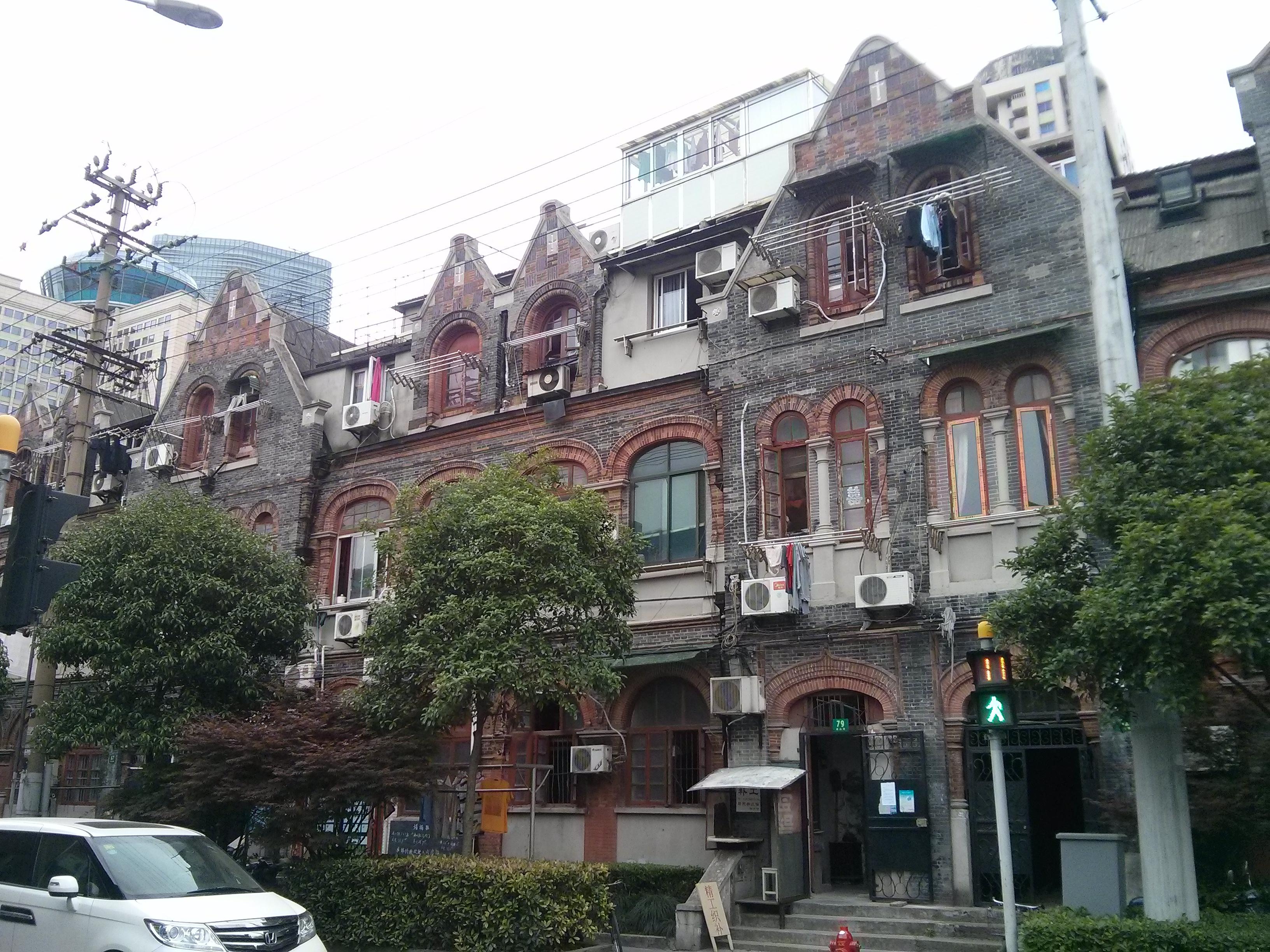 Shanghai Street View: War Memorials