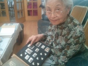 Senior Fudan student recalls war era