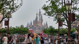 Shanghai Disney set for strong opening